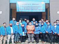 Tingkatkan Minat Usaha di Desa Buaran Bambu, Mahasiswa Teknik Industri Unpam Adakan Pembuatan Produk Detergen Cuci Piring