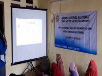 Penyuluhan Pengembangan E-Commerce Kepada UKM Masker Kain dan Sprei di Pasar Kemis, Tangerang