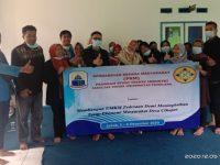 Dukung Program 4M (Memakai Masker, Mencuci Tangan, Menjaga Jarak, dan Menghindari Kerumunan) Dosen Teknik Industri Unpam Berikan Pelatihan Memproduksi Hand Wash Berbasis UMKM di Lebak Banten