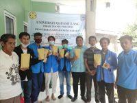 Guna Tingkatkan UMKM di Setu Tangsel, Dosen Unpam Berikan Workshop Pembuatan Ekstrak Jahe Merah