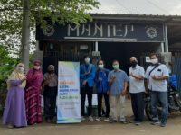 Prodi Teknik Industri UNPAM Sosialisasikan Manajemen Mutu Berrbasis Iso 9001 Pada PKM Di Mantep Kitchen Jaya Production