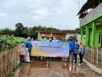 Dosen Unpam Adakan Training Pembuatan Pakan Ternak Ayam Kampung Dengan Menggunakan Tehnik Permentasi di Lebak