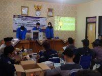 Hama Wereng Mewabah di Desa Pagedangan Udik, Mahasiswa Unpam Lakukan Sosialisasi Strategi Pengendalian Hama Wereng