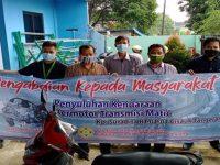 Dosen Unpam Berikan Penyuluhan Kendaraan Bermotor Transmisi Matic di Kampung Suradita RT 01 / RW 01 Cisauk, Tangerang