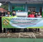 Prodi Teknik Mesin Gelar PKM Melalui PendampinganUsaha Servis AC Di Setu, Tangerang Selatan