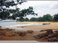 Pesona Pantai Pulau Manuk, Banten