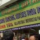 Santunan Yatim-Piatu, Tandai Pembukaan Kopinmart UNPAM