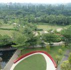 Taman Kota Sejuk Favorit di Tangsel