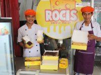 Rocis, Roti Berlapis Cheese Yang Lezat