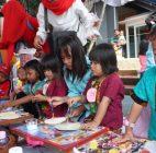 Rumah Pintar BSD City Adakan Gebyar Kemerdekaan RI Ke 73