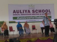 "SIT Auliya Innovation Meeting 2018 ""Lets Grow For The Better"""
