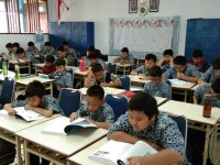 One Month One Book Merupakan Salah Satu Program Unggulan di SMPIT Nurul Fikri