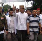 Sholat di Masjid Ar Rahmah Rempoa, Sandiaga Uno Menolak Ketika Diminta Sambutan