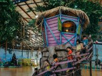 Serunya Berwisata di Little Jungle Playground Tangsel