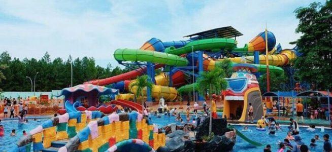 Serunya Wisata Ocean Park Water Adventure BSD