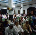 Masjid Jami' Al-Ishlah Tetap Selenggarakan Sholat Gerhana Walau Listrik Padam