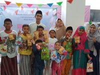 Mahasiswa UIN Jakarta Selenggarakan Acara Dongeng Ceria di TBM Ar Rahmah