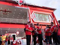 """4G Nation Telkomsel Hadir di Jakarta Fair Kemayoran 2016 """"Maksimalkan Mobile Broadband dalam Pembentukan Ekosistem Digital Lifestyle"""""""