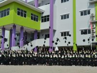 Suasana Gembira Bercampur Haru Mewarnai Pelepasan Siswa Kelas 9 SMPIT Auliya