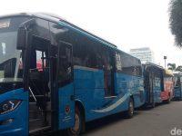 Pengguna Trans Jabodetabek Premium Naik 15% di Karenakan Ganjil Genap di Tol Bekasi