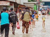 Ini Sebagian Wilayah Di Tangsel Yang Terkena Banjir