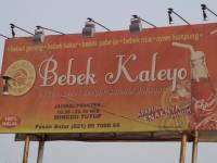 Kuliner Olahan Bebek yang Empuk dan Sambal Dahsyat, Bebek Kaleyo Aja