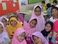 SIT Auliya Sambut Hari Pertama Sekolah Dengan Semangat