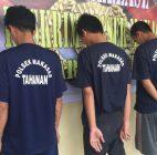 Jual Motor Curian di Media Sosial, 3 Pelaku Pencuri Ditangkap