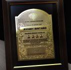 Aviary Bintaro Secara Resmi Mendapat Penghargaan Untuk Hotel Bintang Empat