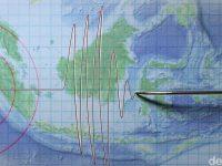 Terjadi Gempa 4,8 Skala Richter di Lombok
