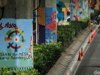 Untuk Asian Games 2018 Disiapkan 1.400 Tenaga Medis