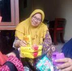 Berikut Aksi Peduli Banjir Emak-emak PKS Pondok Kacang Timur