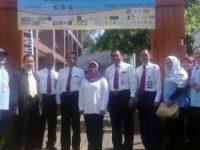 Kepala Kanwil DJP Banten Membuka Bazaar UMKM Komunitas USP Tangsel