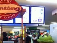 Ice Cream Gentong, Salah Satu Makanan Unik Di Tangerang Selatan