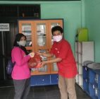 Komunitas Magma Tangsel Salurkan Bantuan untuk Masyarakat Terdampak Covid-19