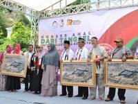 Pecah! Konser Amal Palestina dan Rohingya di Masjid Al Kautsar Tangerang Selatan