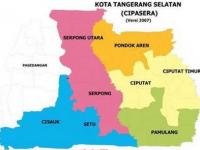 Sejarah Tangerang Selatan Kabarnya Berawal Dari Obrolan Warung Kopi