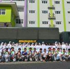 Persiapan Calon Pemimpin OSIS Baru, SMAIT Auliya Adakan LDK 2017