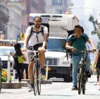 Warga New York Jadikan Bersepeda Sebagai Langkah Mencegah Corona