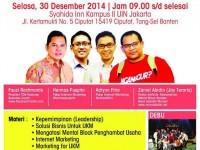 Pesta Wirausaha Komunitas TDA Tangerang