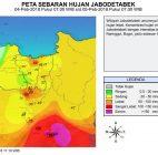 Hujan Rata di Jabodetabek, Begini Kondisi di Bogor
