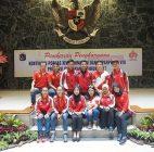 Guru Sekaligus Atlit Nasional, Prima Jeihan Raih Penghargaan Gubernur DKI Jakarta