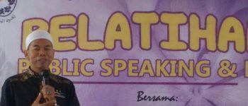 Salimah Selenggarakan Pelatihan Public Speaking dan MC Bagi Ibu-Ibu Majelis Taklim