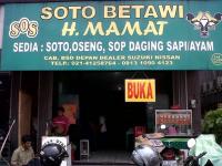Beberapa Tempat Makan Yang Wajib Anda Kunjungi