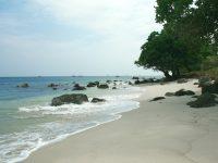 Keindahan wisata Pantai Tanjung Lesung, Banten